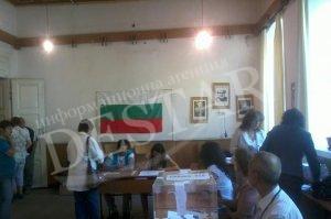 Изборният ден в Казанлък приключи в 20:00 часа