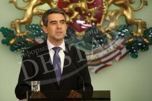 Плевнелиев: Не мога да скрия своята гордост от това, че България се променя