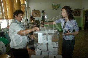 53,7% е избирателната активност в Стара Загора