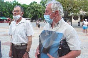 Старозагорци излязоха на шествие за чист въздух