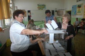 ГЕРБ води в Старозагорско на база 16% от протоколите