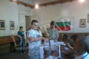Близо 25% избирателна активност в Казанлък