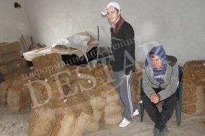ГДБОП удари склад с 30 тона тютюн в Плевен
