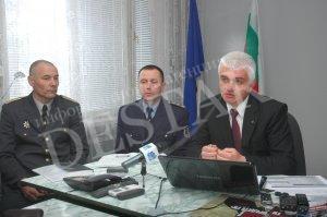 Комисар Алексиев: Намаляват престъпленията в Старозагорска област