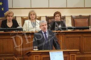Велчев: Показахме нов морал в политиката