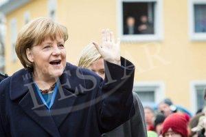 Меркел тихомълком стана най-влиятелната жена в света