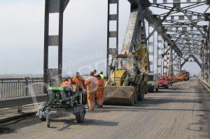 Румънците ремонтират Дунав мост