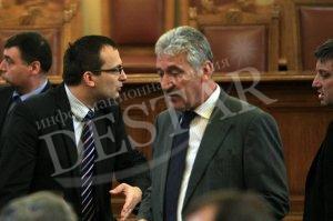 """Парламентът денонсира на първо четене споразумението за """"Бургас - Александруполис"""""""