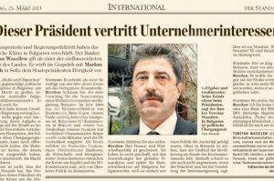 Цветан Василев: Този президент представлява корпоративни интереси